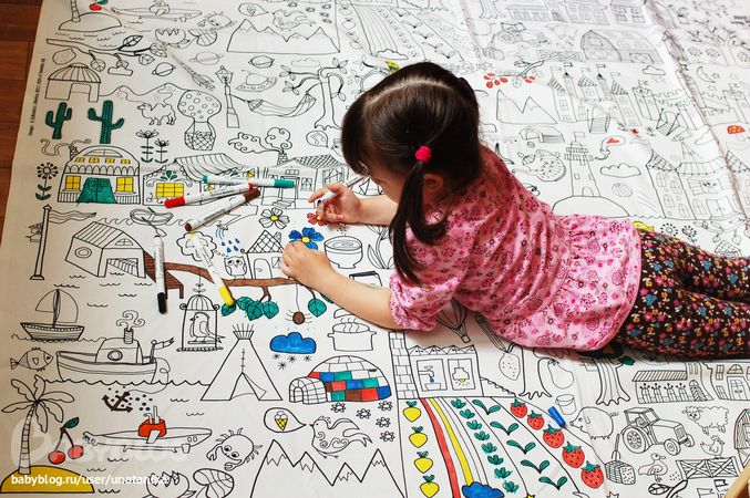 Супер раскраска из Икеи (с изображениями) | Раскраски ...