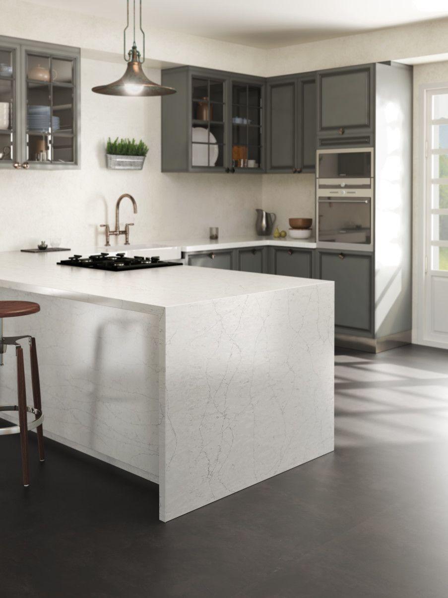 Best Eternal Pearl Jasmine Classic Kitchens Kitchen Design 400 x 300