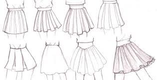 How To Draw Skirts Google Search Drawing Anime Clothes Manga Tutorial Anime Drawings