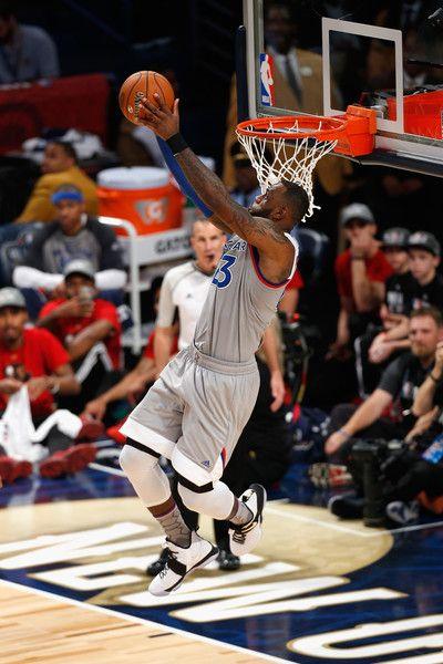 db0290efff3f81 LeBron James Photos Photos - LeBron James  23 of the Cleveland Cavaliers  dunks the ball
