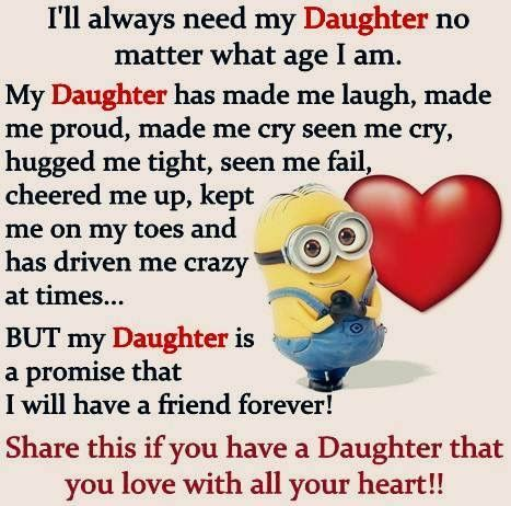 I Ll Always Need My Daughter Birthday Wishes For Daughter To My
