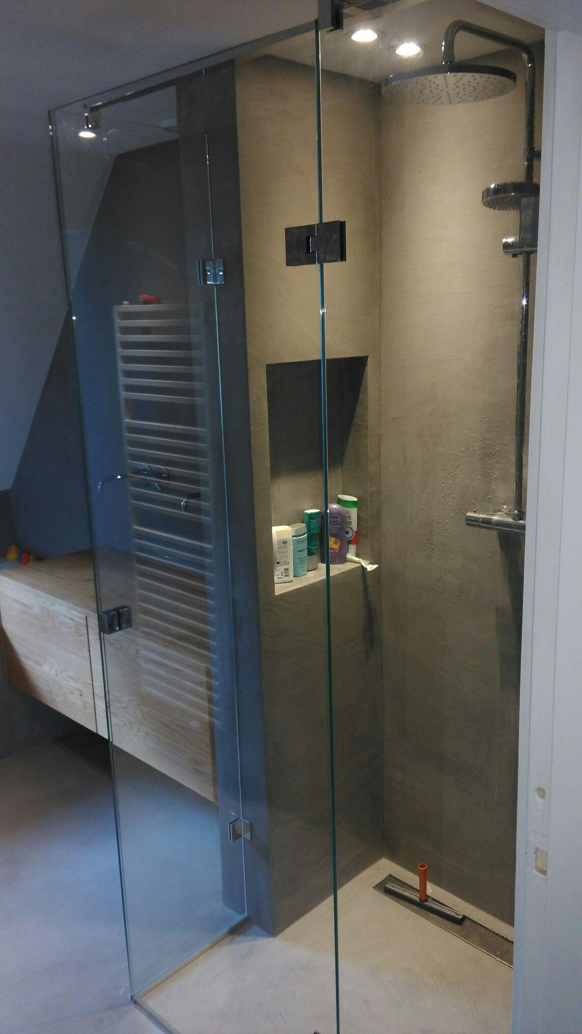 douche cabine met rechthoekig flamea beslag douchecabine op elke
