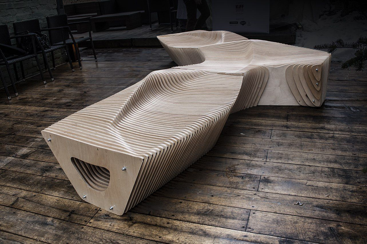 Or Watch It On Vimeo A Year After Tetris Bench Concept I