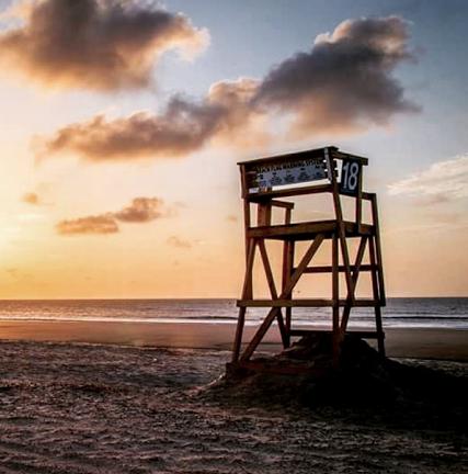 Are You Ready To Find Your Peace On Tybee Island Photo Via Instagram Phelpsb67 Tybee Island Island Sunrise