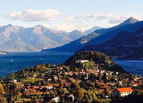 View over #Bellagio  www.hotel-posta.it