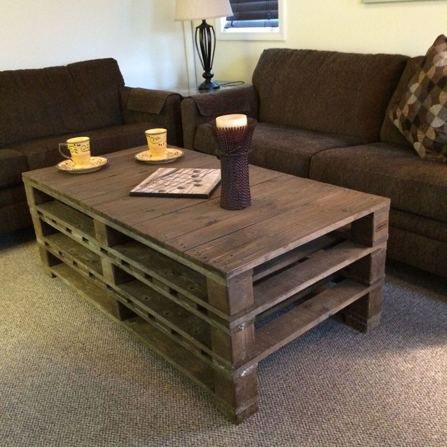 13 Awesome Diy Coffee Tables Designs