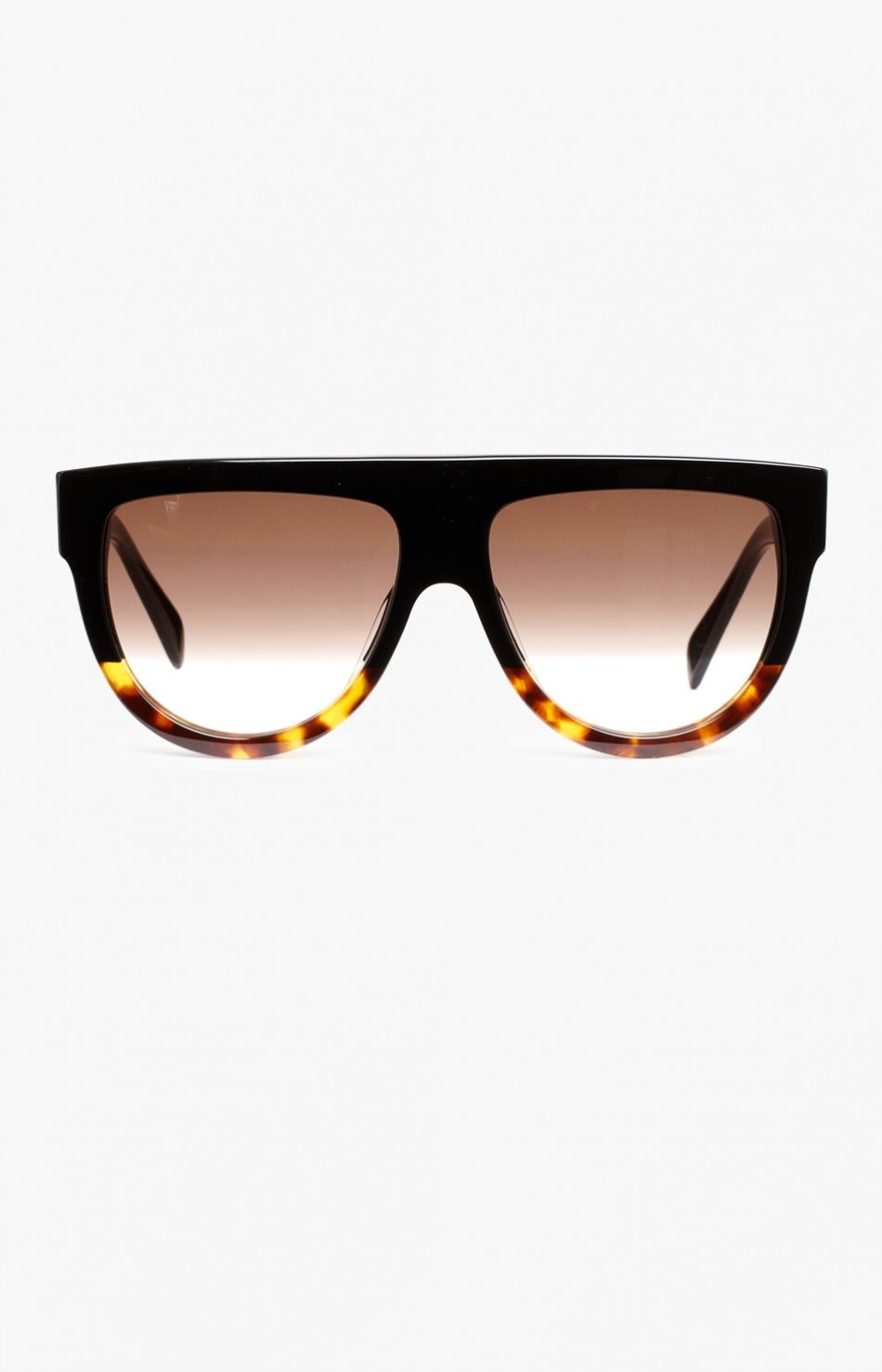 Celine - Havana/Blonde Shadow Sunglasses | Accessories | Pinterest ...