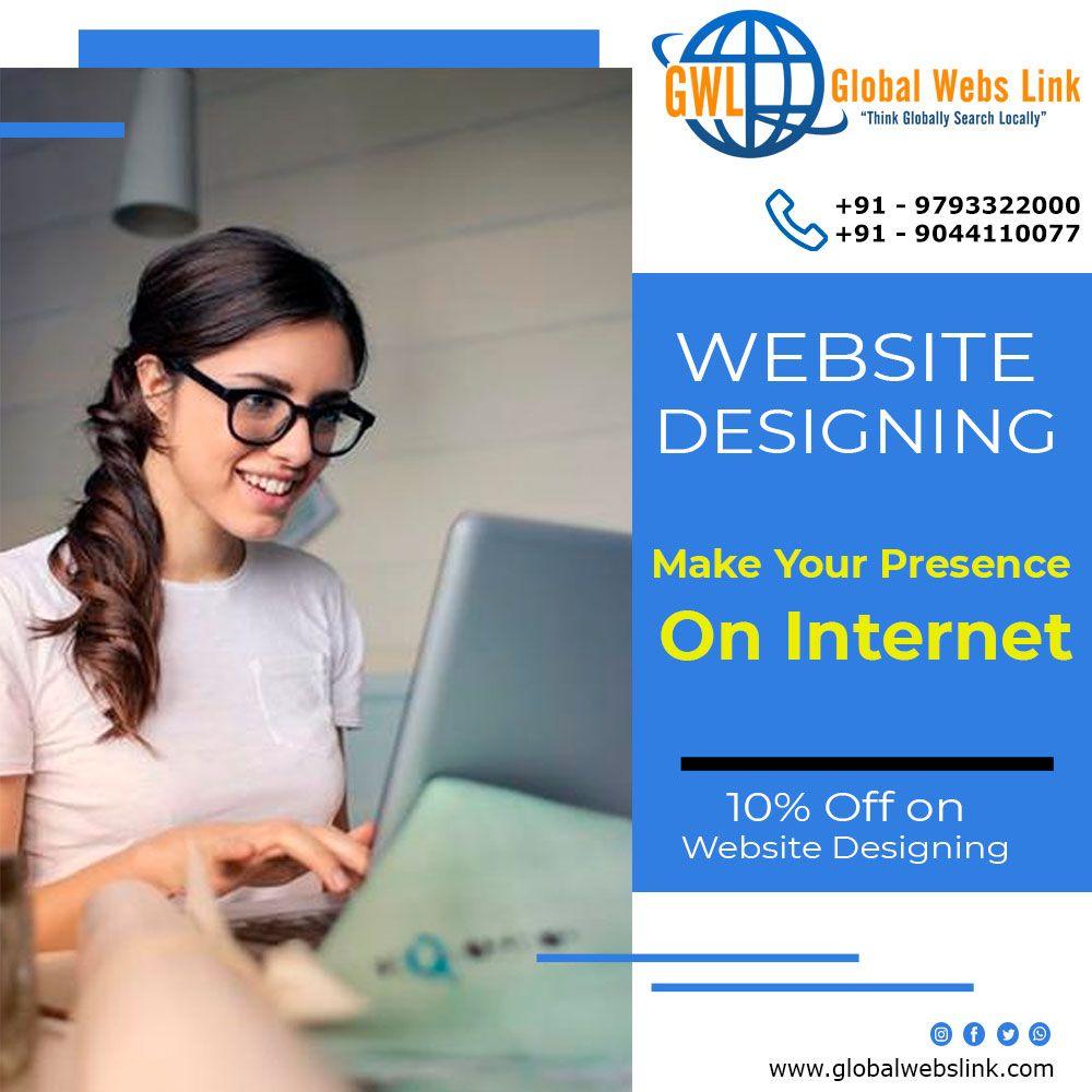 Building Business Online Build A Website Digital Marketing In Lucknow Website Designing In 2020 Professional Website Design Web Development Agency Website Design