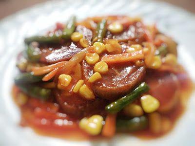 Resep Rolade Daging Sapi Saus Asam Manis Resep Segala Masakan Web Id Resep Masakan Makan Malam Masakan