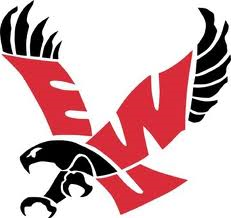 The Official Logo Of Eastern Washington University Football America University Of Washington Eagles