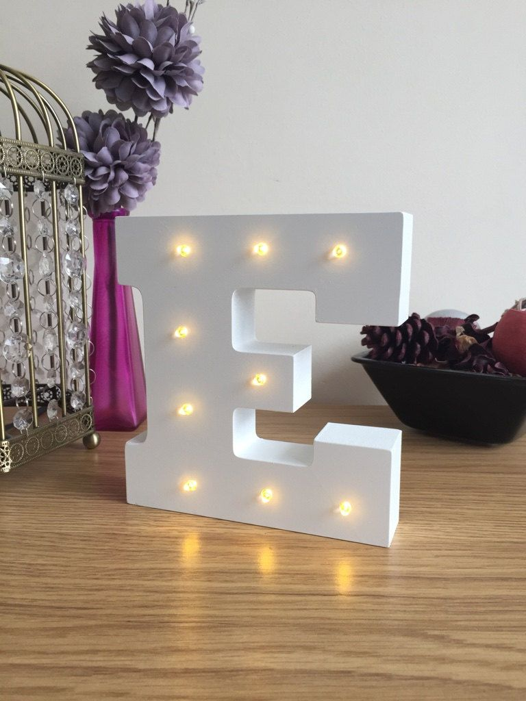 "Light Up Letters For Wall Interesting Custom 21"" White Letter Vintage Marquee Sign  Marquee Signs Inspiration"