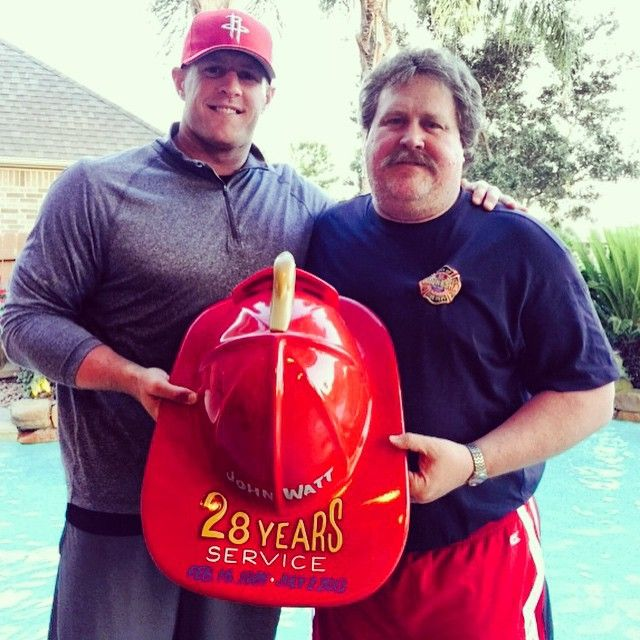 International Firefighters Day #ThanksDad
