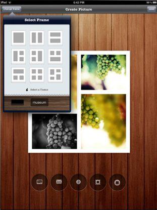 The Best iPhone Framing App - Frametastic | Type | Pinterest | Apps ...