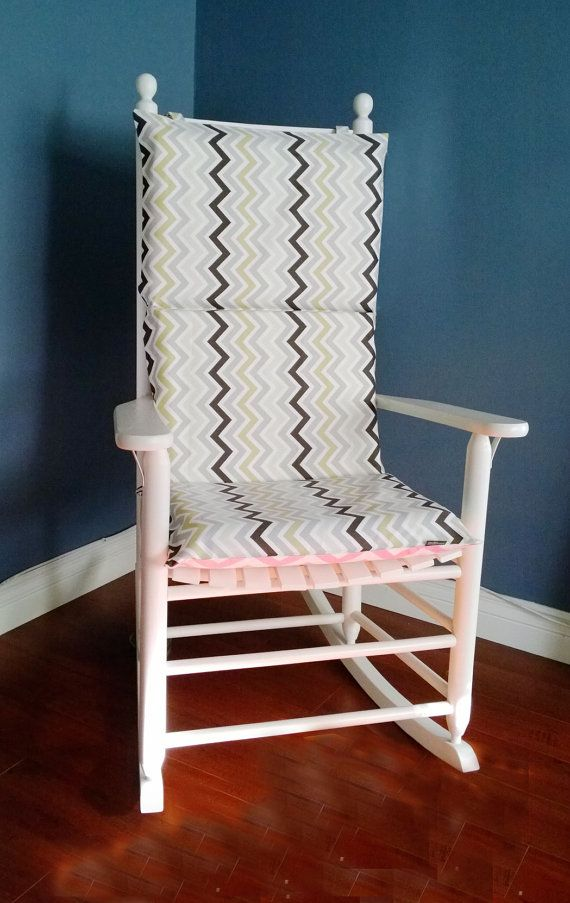 ... Rocking Chair Cover  Rocking chair cushions and Rocking chairs