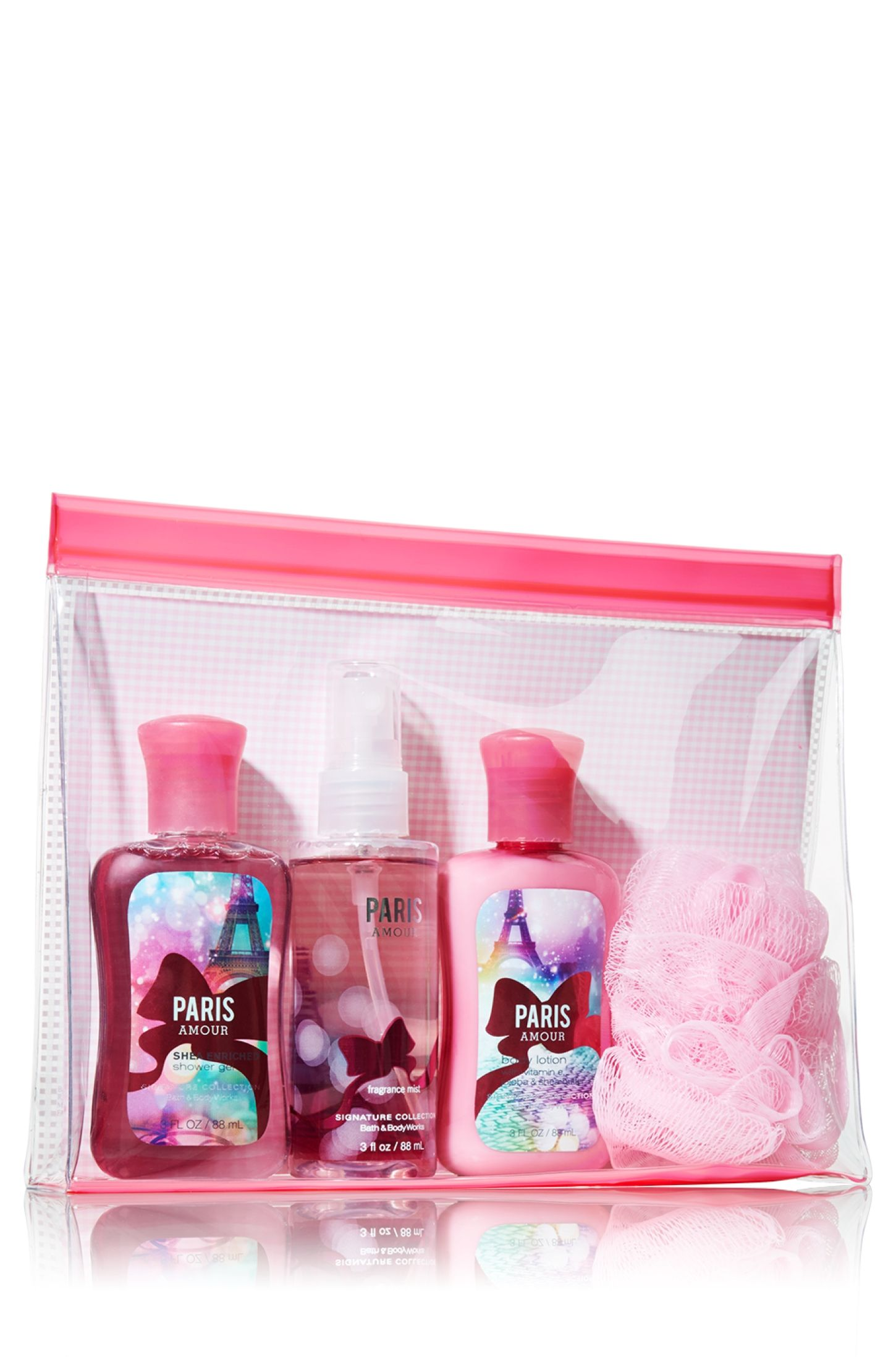 Paris Amour Minis To Go Gift Set Signature Collection Bath
