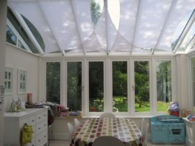 Conservatory Shading Abbey Blinds Window Blind Systems Conservatory Roof Blinds Skylight Shade Blinds Design