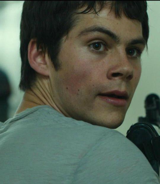 Dylan O'Brien - Thomas