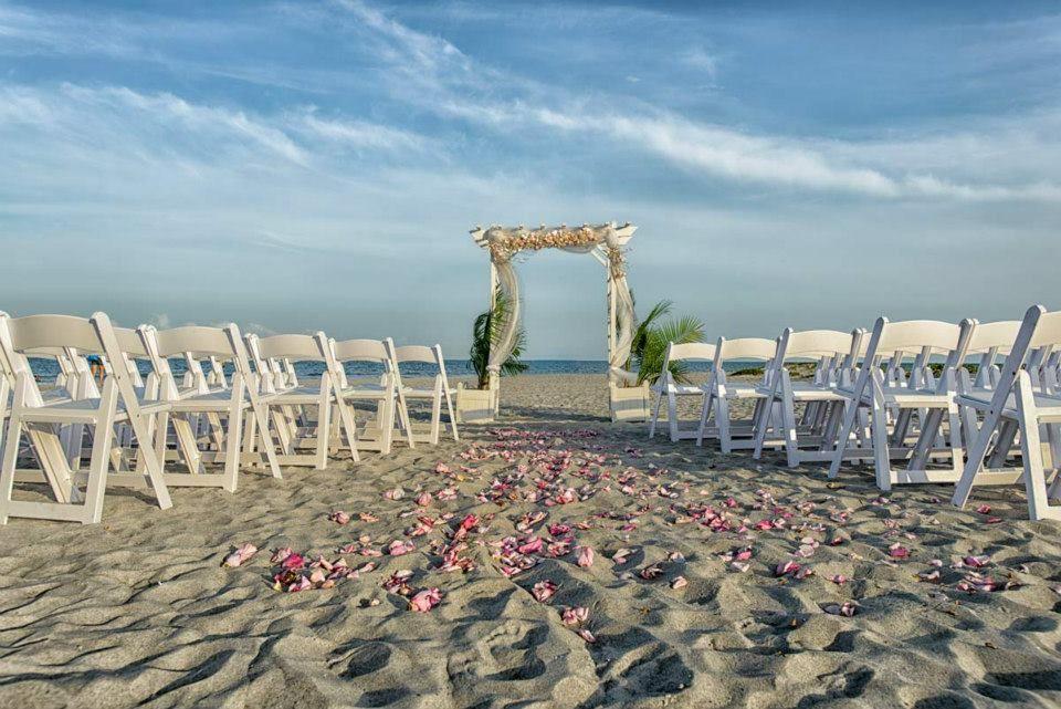 Space Coast Wedding Venue Hilton Cocoa Beach Wedding Venues