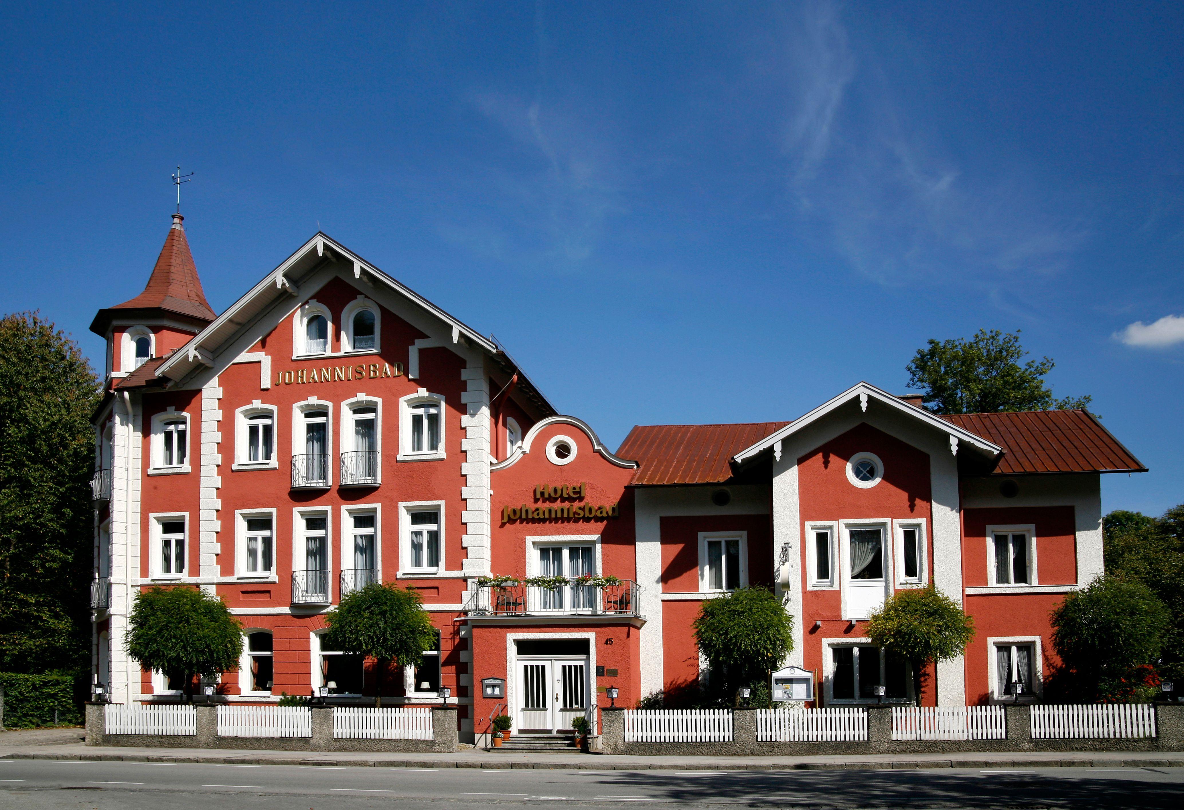 Pin Auf Akzent Hotel Johannisbad