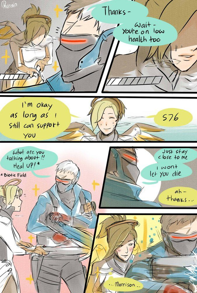 f3ae553c6a022 Soldier 76 and Mercy