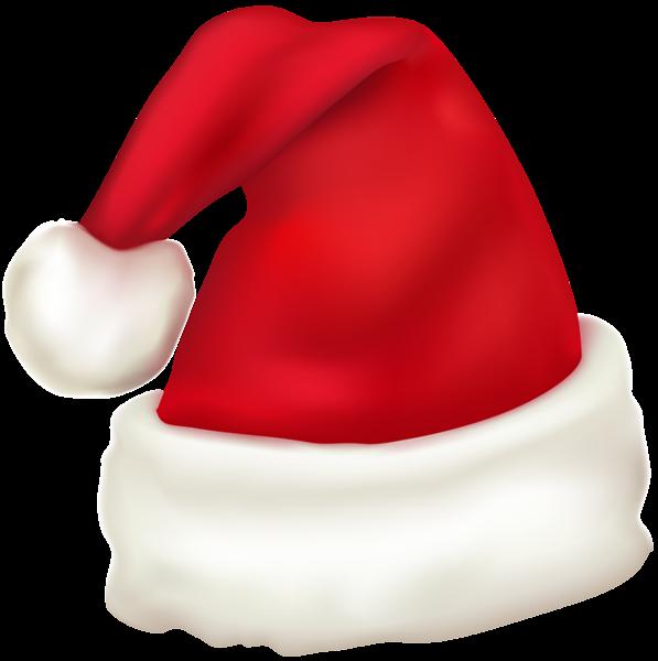Large Santa Hat Clipart Santa Hat Clipart Christmas Clipart Christmas Stickers