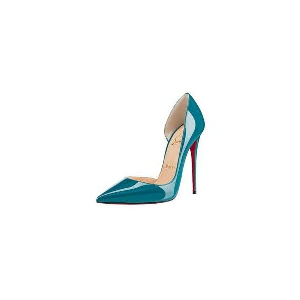 low priced 77da5 92f3d Sale red bottom heels-christian louboutin Iriza 120mm pumps ...