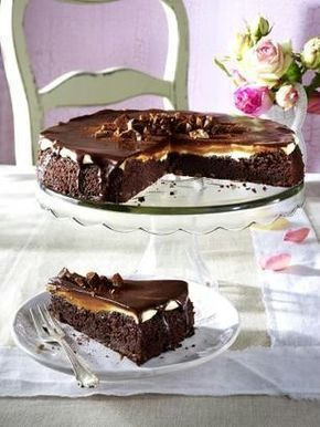 Photo of Brownie brittle tart recipe | DELICIOUS