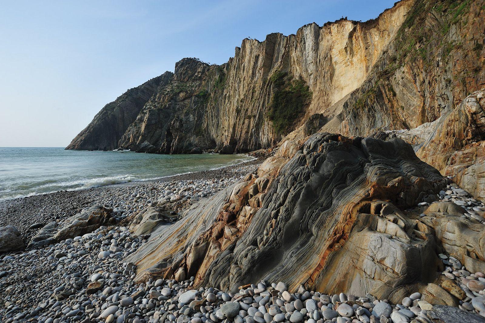 https://flic.kr/p/F4nNaJ | Playa del Silencio | © 2016 Pedro M. Mielgo Concejo de Cudillero (Asturias). Playa del Silencio.