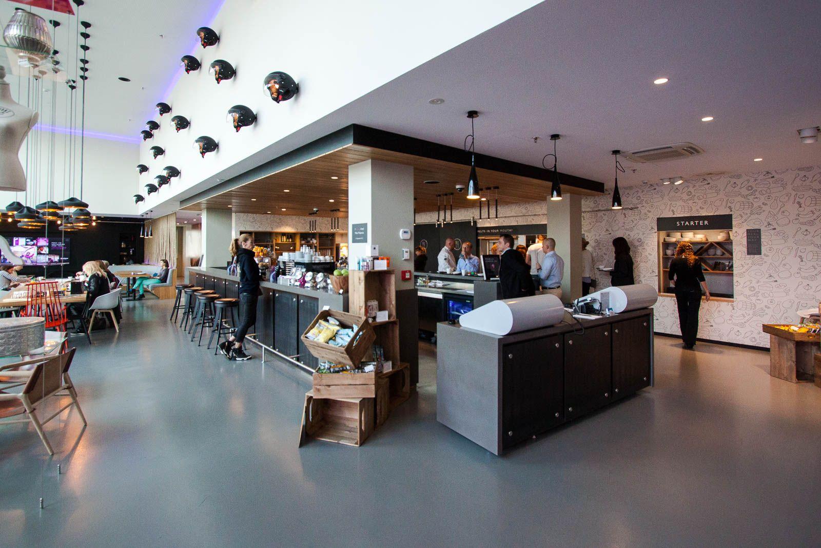 Moxy Hotel Mailand Stylishes AirportHotel am Flughafen