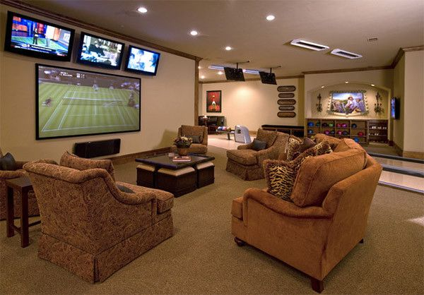 20 Man Cave Design Ideas For Your Ultimate Finished Basement Man Cave Design Man Cave Home Bar Man Cave Room