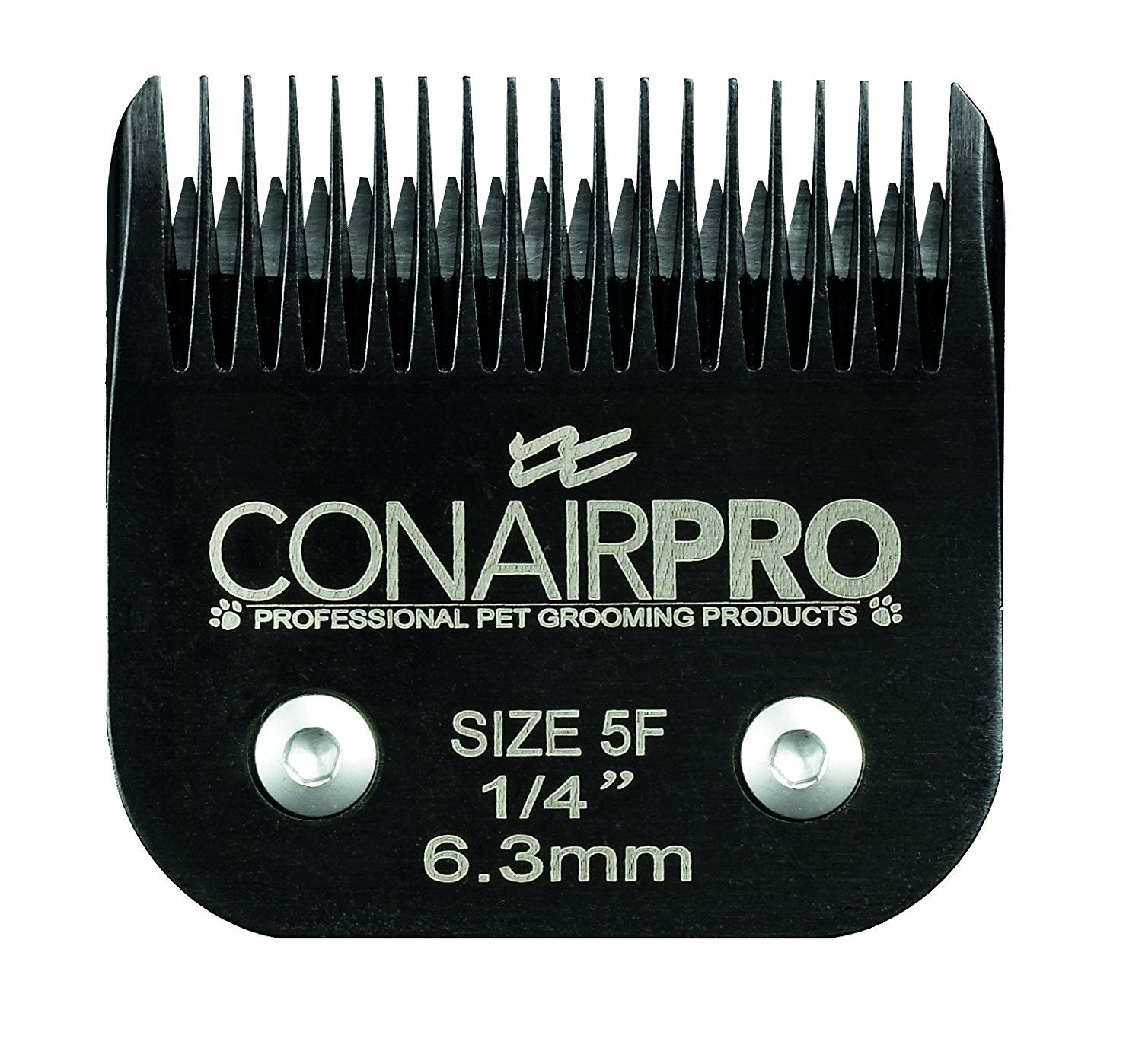 Conair Pro Pet Clipper Size 5F Steel Replacement Blade, 6