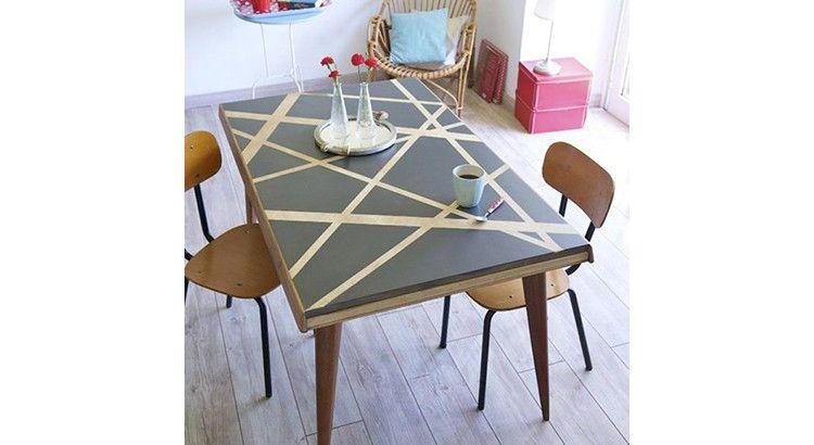 30 vieux meubles en bois totalement relookés ! | Brico déco ...