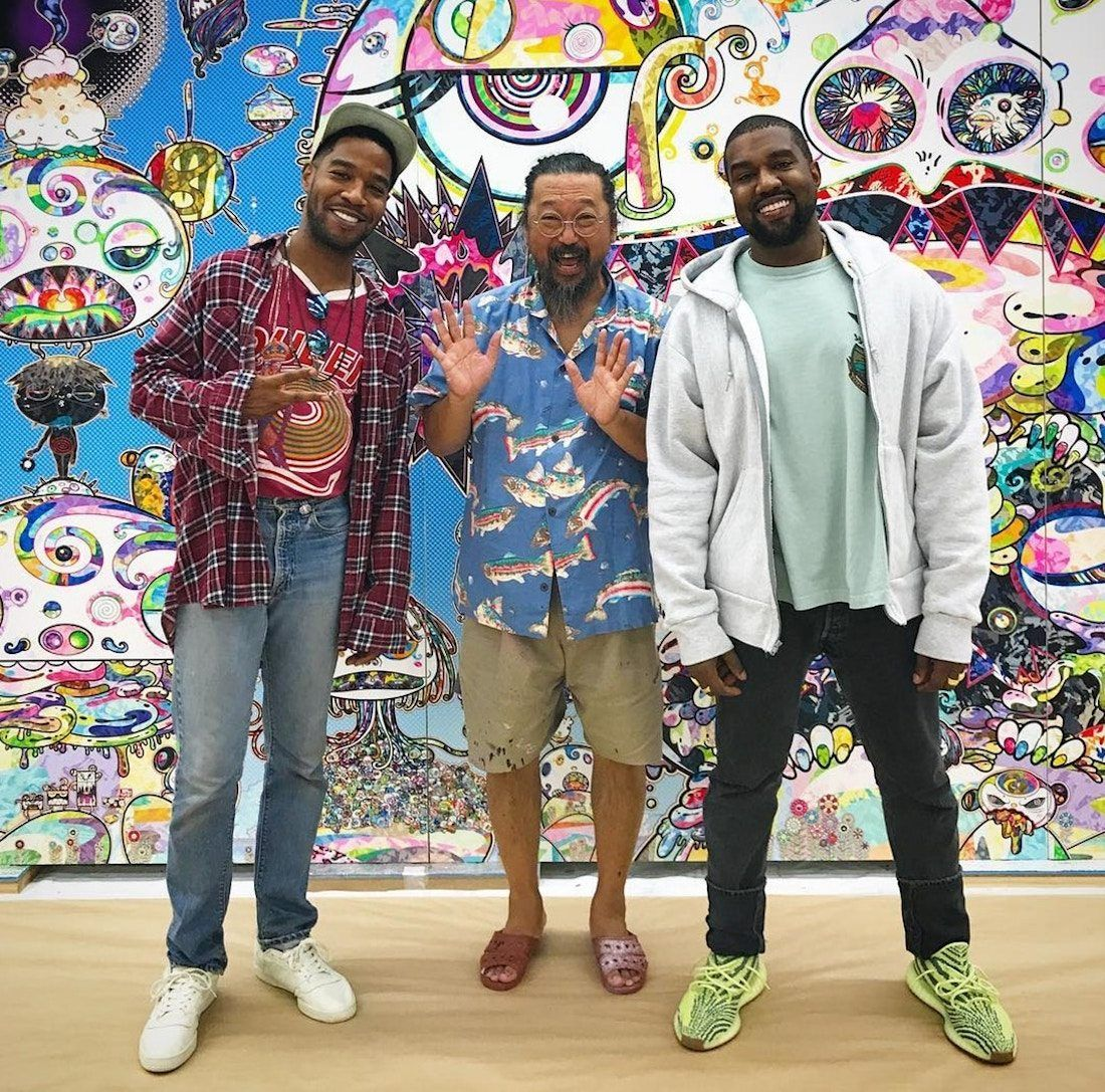 ffccb1bb9 Ten Years Ago Takashi Murakami Shot Kanye West s Dropout Bear Into Space
