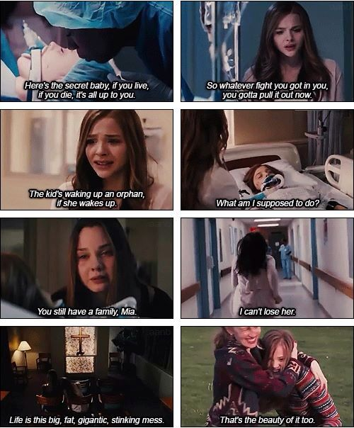 Different Words From The If I Stay Trailer I Can T Wait To See