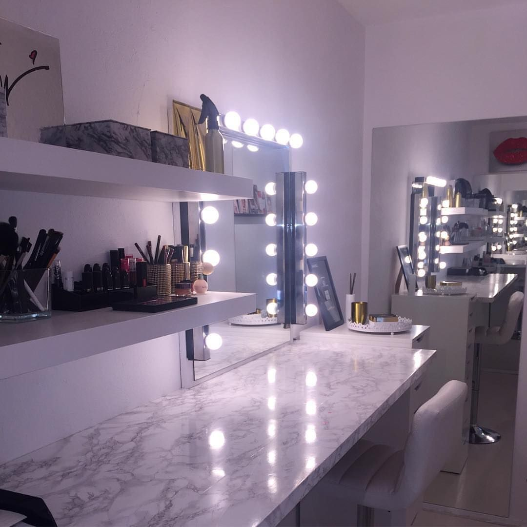 Flawless glamour princess dream rooms beauty room