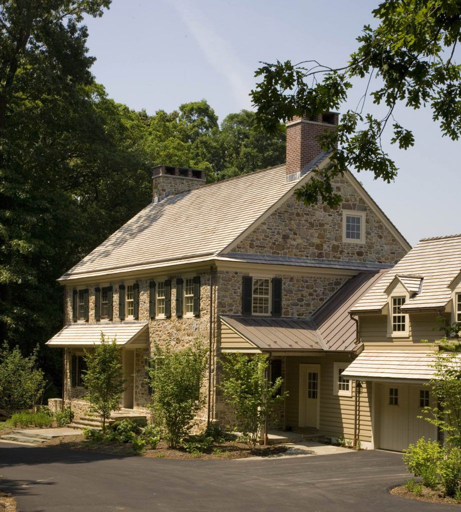 Farmhouse Exterior, House Exterior