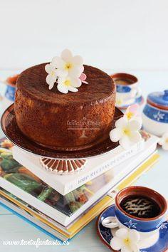 Bizcocho para tartas 3D