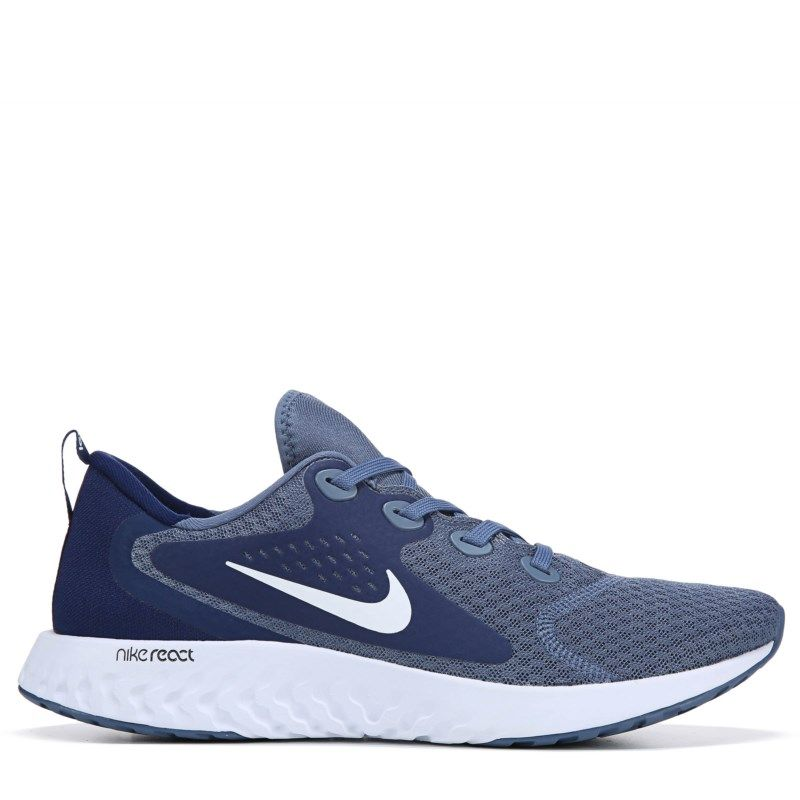 8f743cc072e Nike Men s Legend React Running Shoes (Diffused Blue White )