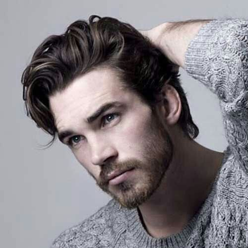 Pin By Bobby On Hair Mens Hairstyles Thick Hair Mens Hairstyles Medium Long Hair Styles Men