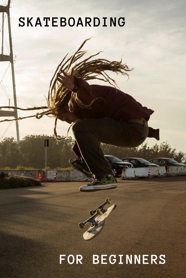 Skateboarding For Beginners Skateboard Beginners Instructional Video