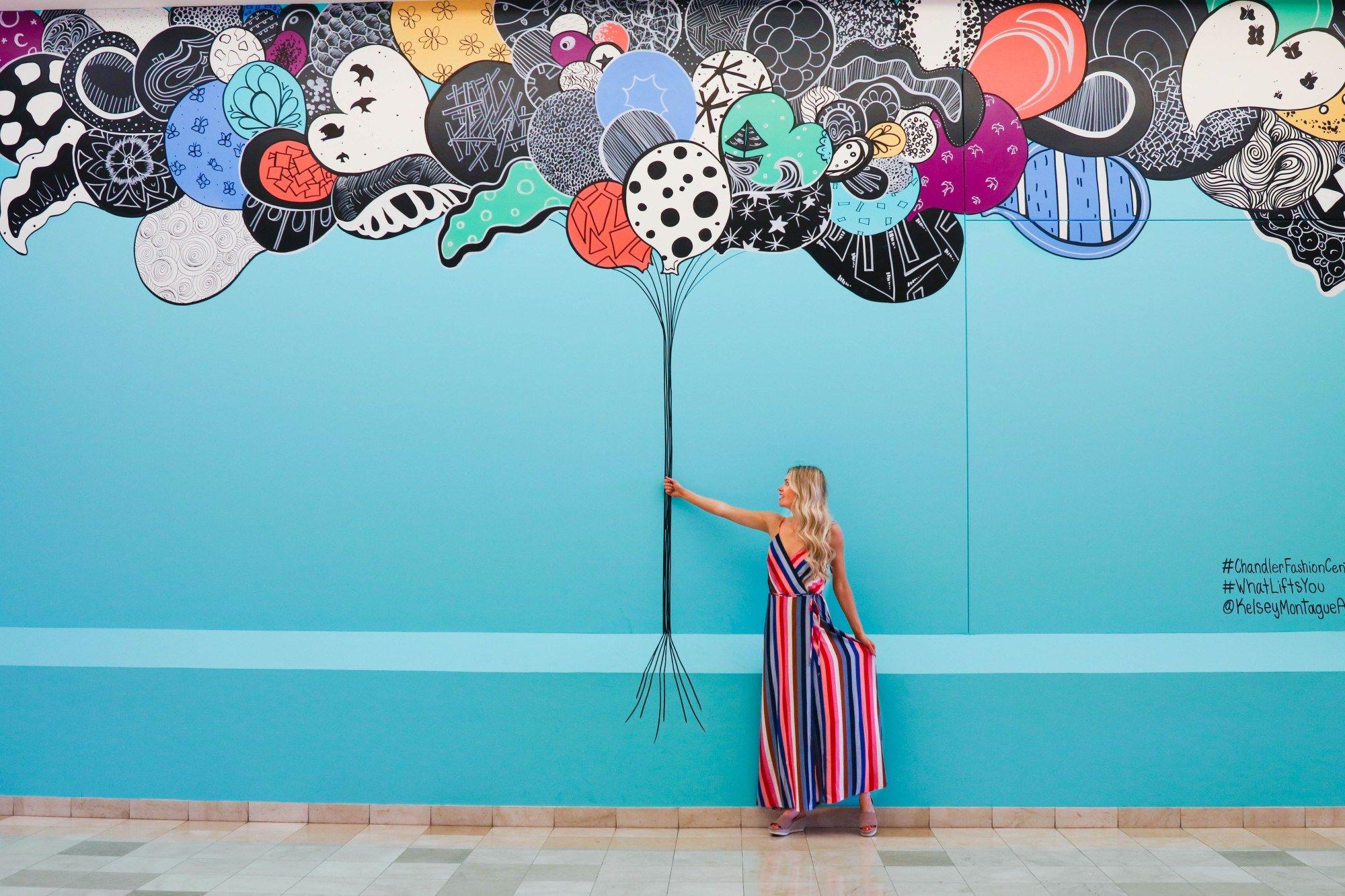 Instagrammable Walls In Phoenix And Mesa Arizona Pursuing Pretty Graffiti Wall Art Instagram Wall Art Murals Street Art