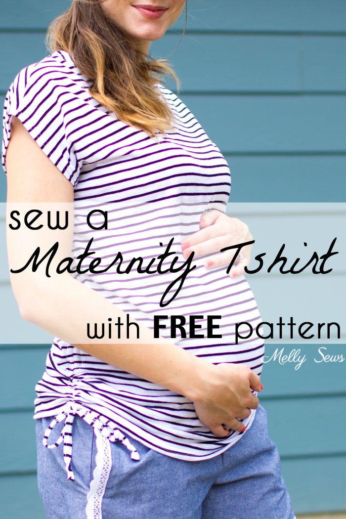 Maternity Blanc Tshirt | Pinterest | Schwangerschaft, Englisch und ...