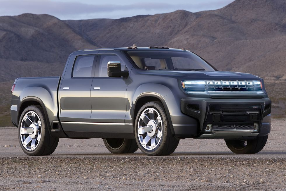 Gmc Hummer 2021 In 2020 Hummer Suv Brands New Pickup Trucks