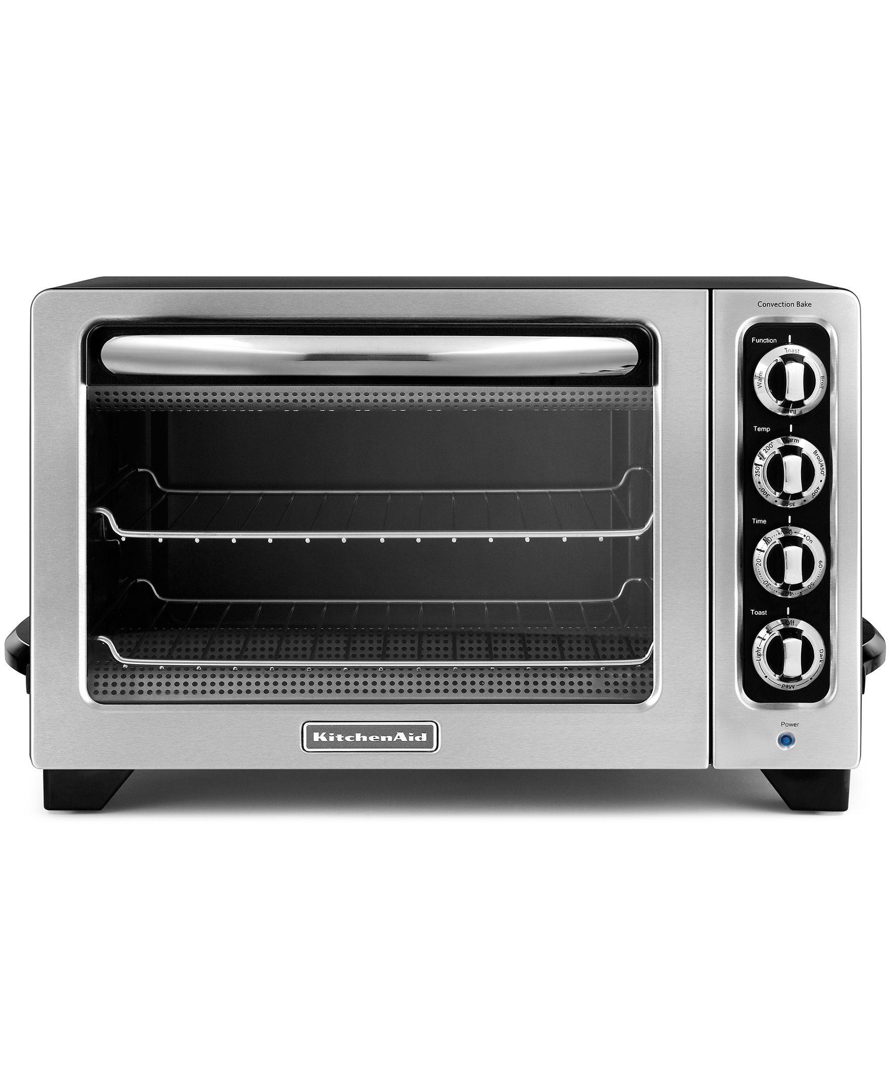 Kitchenaid Kco222ob Countertop Toaster Oven Countertop Toaster