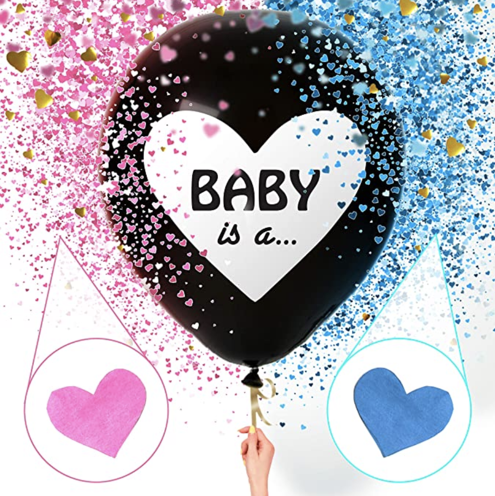 Pin On Gender Reveal Ideas