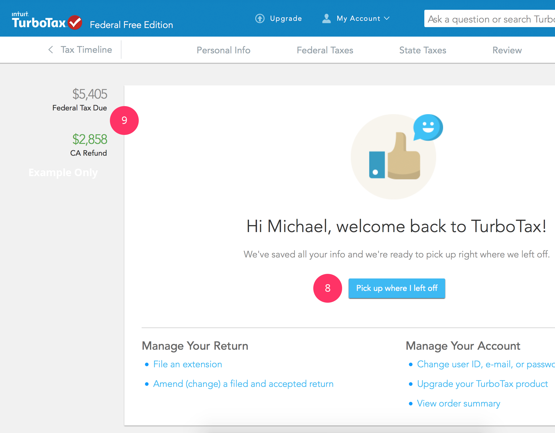 TurboTax makes filing (almost) fun