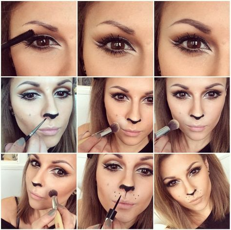 Photo of HOW TO: Lion/Cat Halloween Makeup | Beauty And The Dirt
