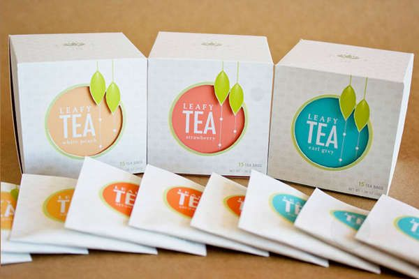 Winsome Windowed Cartons | Tea packaging