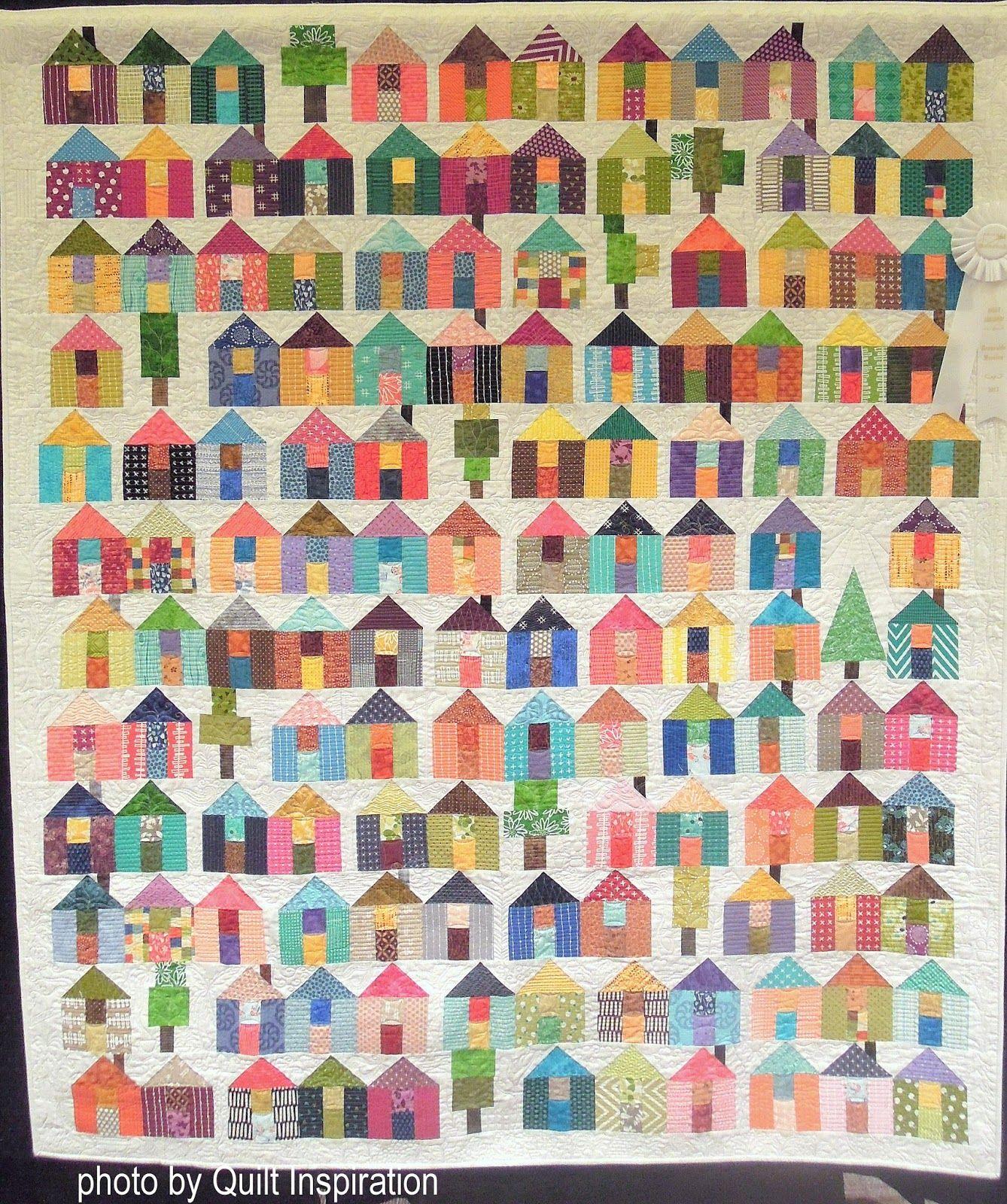 Scrap Happy Quilts House Quilt Patterns Scrap Quilt