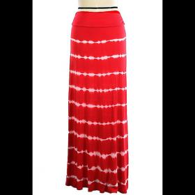 Tie Dye Maxi Skirts